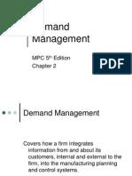 MPCn2 -Demand Management