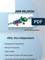 Pak USSR Relation
