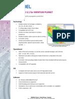 Product Sheet Volcano 3 Planet 2012 v2