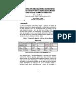 RECICLADORA ARTESANAL DE LÂMPADAS FLUORESCENTES