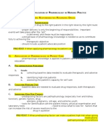 Chapter 2 - Application of Pharmacology in Nursing