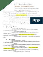 Chapter 54 - Drugs for Diabetes Mellitus
