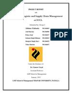 Group-2 Final LSCM Report
