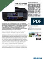 Epson-Expression-Photo-XP-850-Información de producto