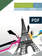 Handbook of Scholarship_study in France