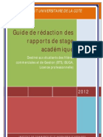 Guide de Redaction Du Rapport de Stage Ver 1.2.Docx