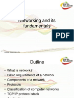 Networking & Fundamentals