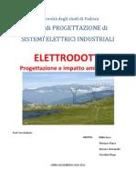 Elettrodotti. Progettazione e impatto ambientale
