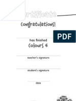 Certificate Colours4