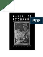 Manual de Fotogravura