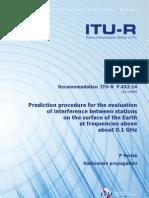 ITU-R P.452-14