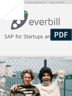EverBill Pitch Deck
