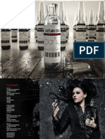 Digital Booklet - Dark Adrenaline