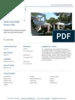 Designer Villa For Sale In Santa Gertrudis Ibiza