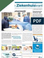 Zorg- En Ziekenhuiskrant, 3 April 2013