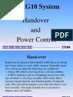 Handover&Powercontrol