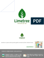 Limetree Pitch Deck