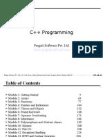 Programming in C++ - 195.01.03