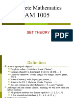 Set Theory(Chapter1)