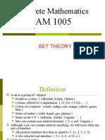 Set Theory(Chapter1)