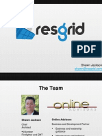 Resgrid Pitch Deck