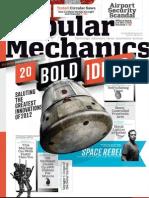 Popular Mechanics USA 11 2012