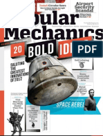 Popular Mechanics USA 11 2012
