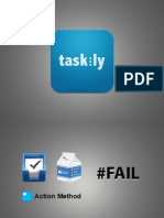 Taskly Pitch Deck