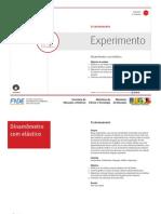 TELA Dinamometro Com Elastico o Experimento