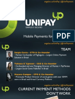 Unipay Pitch Deck