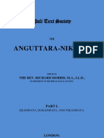 Anguttara-Nikaya. Part 1 [Roman-Script]