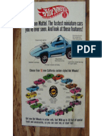 Hot Wheels 1968
