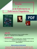 Modelos de Enfermeria 2008
