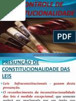 5+Controle+de+Constitucionalidade+ +Palestra+Univen