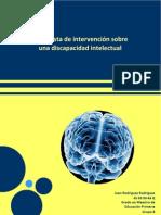 Rodríguez Rodríguez, Juan - Proyecto educativo