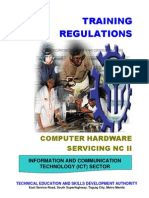 TR - Computer Hardware Servicing NC II
