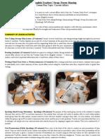 2013 ETS Lesson Plan Presentation