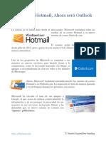 Desaparece Hotmail