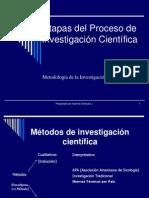 etapasdelprocesodeinvestigacioncientifica2009-120131164833-phpapp01