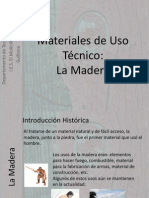 Maderas 1.2