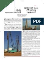 ERKE Group, SEMW Dünyanın En Büyük Dizel Çekiç Üreticisi - Şantiye Dergisi - Nisan 2010
