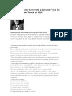 El Valor de La Vida - Entrevista a Sigmond Freud