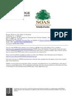 Recent Work on the Indus Civilization.pdf