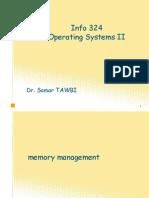 Info324 Memory 2