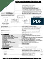 Intubation Checklist