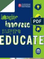 Ole Miss School of Education - Viewbook