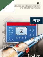 Spark Detection Brochure Cc7000