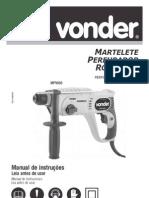 Manual Martelete Rompedor