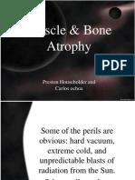 muscle  bone atrophy