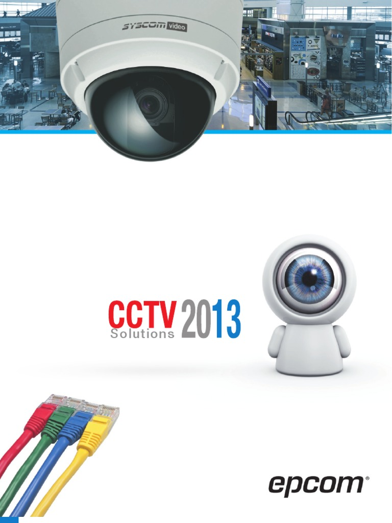 2013 Cctv Catalog Charge Coupled Device Camera Pc M Tech 5mp Wb 100